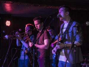 the Tom Gee Band Album Launch HiFi Club Leeds